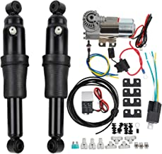 XMT-MOTO Rear Air Ride Suspension For Harley Touring Electra Street Tour Glide 1994-2019