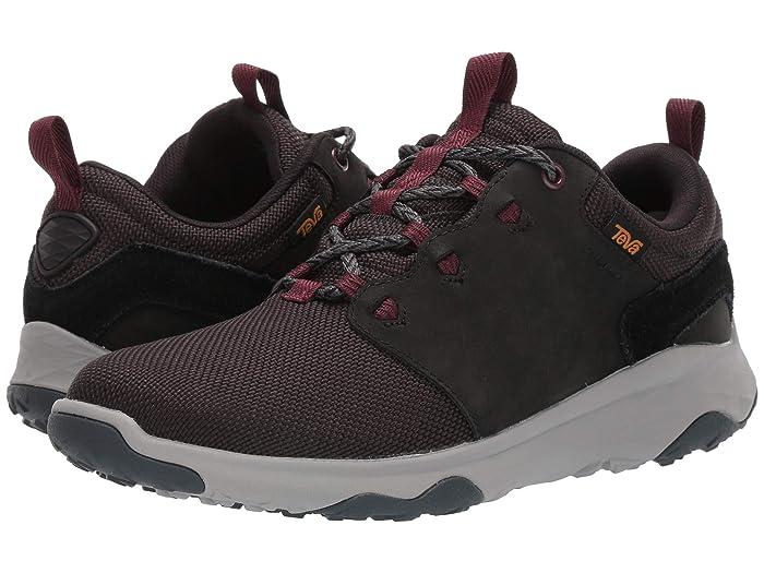 Teva  Arrowood Venture Waterproof (Black) Womens Shoes