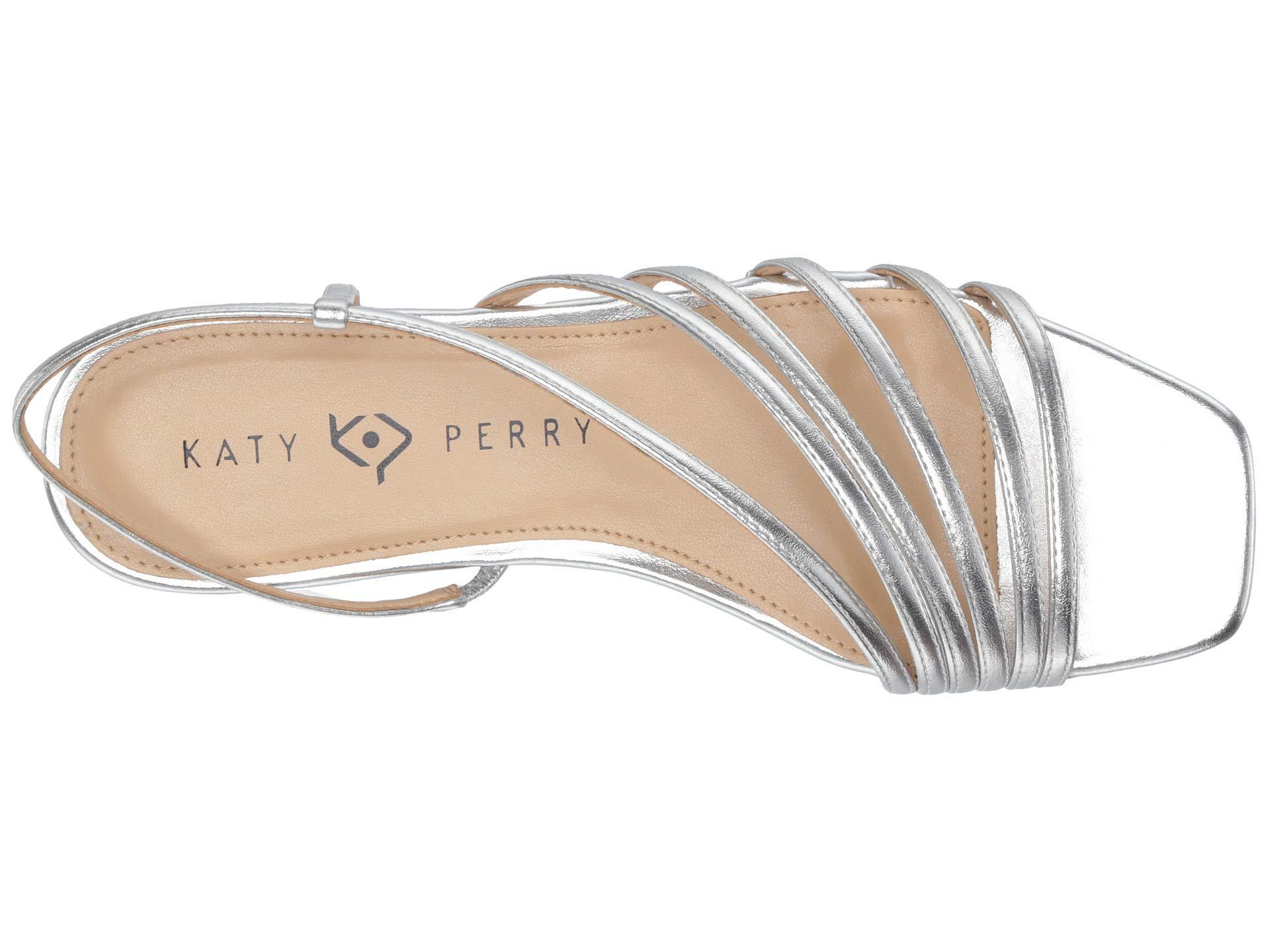 Katy Pearla Metallic The Perry Silver Shine qS6Pqrzw