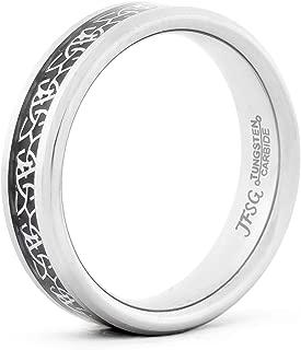 celtic trinity wedding rings
