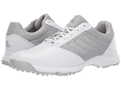 adidas Golf Tech Response (White/Silver Metallic/Grey Two) Women