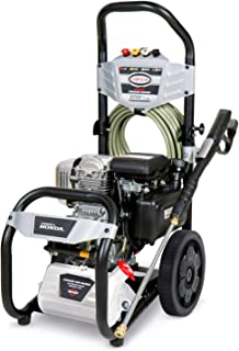 Simpson MS60920 3200 PSI, 2.5 GPM Gas Pressure Washer Powered by Honda GC190