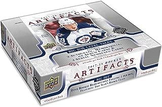 2017 18 upper deck artifacts hockey hobby box