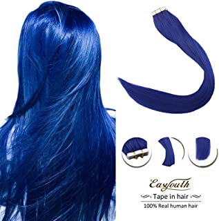 Best blue tape in hair extensions Reviews