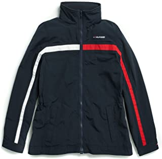 Tommy Hilfiger Adaptive Women's Regatta Jacket with Magnetic Zipper