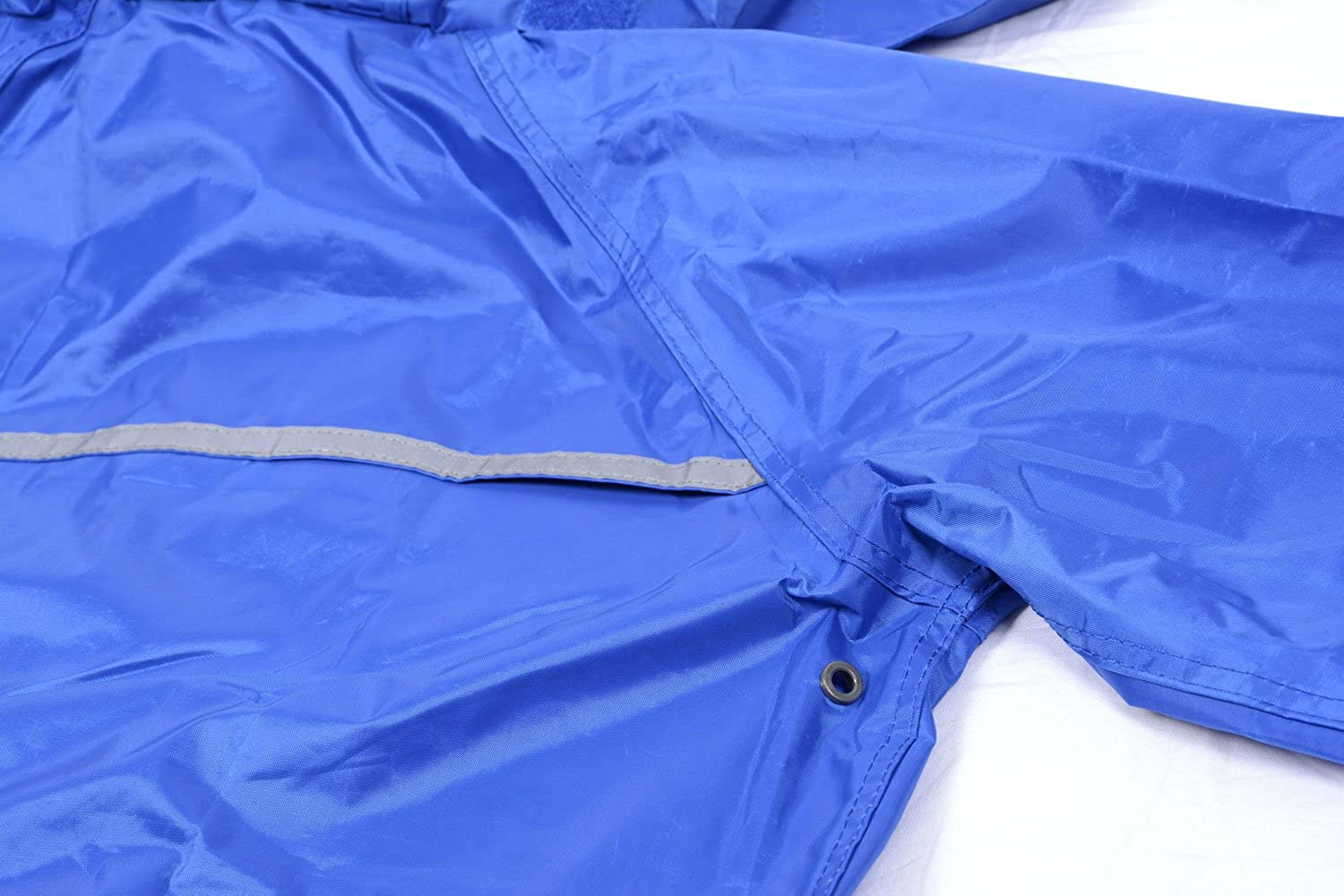 DRY KIDS Adult Waterproof Jacket and Overtrousers Set Navy Pink is Also Available in The Womens Category Royal and Green Rainwear for Men and Women