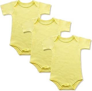 3e9a53cd5 Amazon.com  Yellows - Bodysuits   Clothing  Clothing