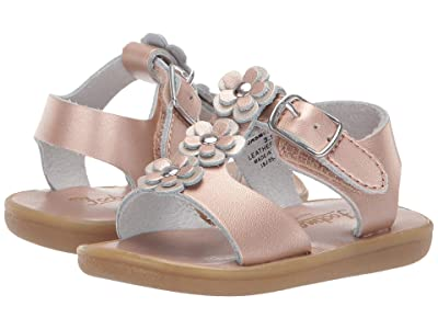 FootMates Jasmine (Infant/Toddler/Little Kid) (Rose Gold) Girl