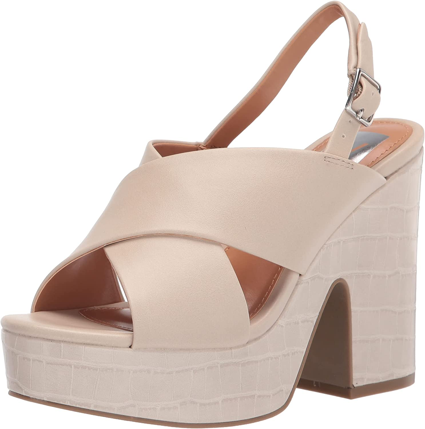 DV Dolce Vita Women's Heeled Sandal discount Cypress Shipping included