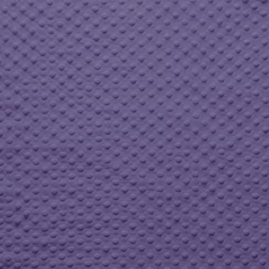 EZ Fabric Silky Minky Dot, Purple