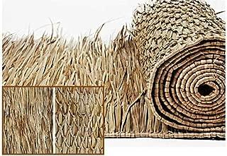 Thaisan7, Palm Thatch Rolls Commercial Grade Palapa Hut/Tiki Bar Covering-Home improvement, Garden,Shop, Party Decore (Runner Size:30