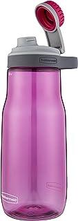 Rubbermaid Leak-Proof Chug Water Bottle, 32 oz, Tart Pink