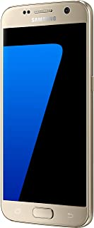 Samsung Galaxy S7 - Gold -32GB - Verizon (Renewed)
