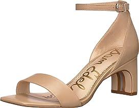 8f4c7c1fef46 Sam Edelman Odila Ankle Strap Sandal Heel at Zappos.com