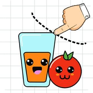 Orange Juice Fill Draw