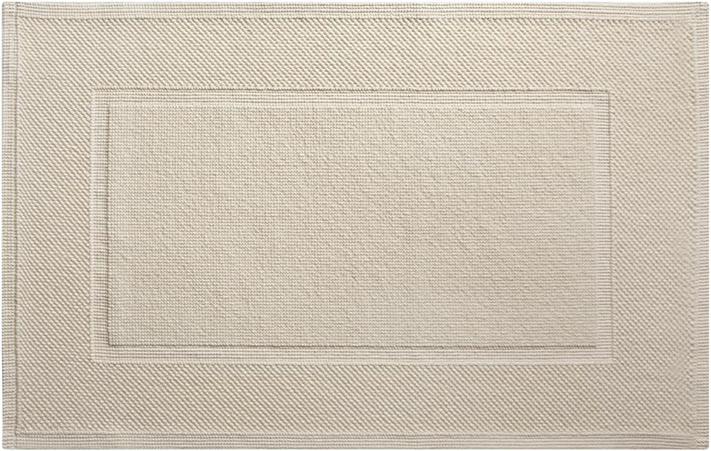 Yves Delorme - Eden Nacre (Ivory) 24 x 35 in Bath Mat