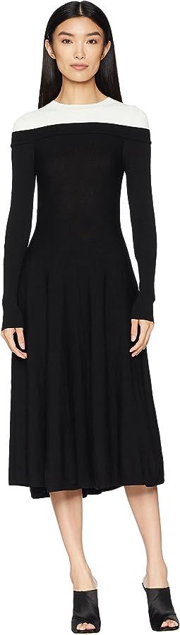 Relais Long Sleeve Dress