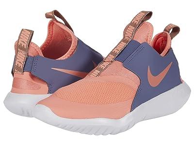 Nike Kids Flex Runner (Big Kid) (Atomic Pink/Atomic Pink/World Indigo) Kids Shoes
