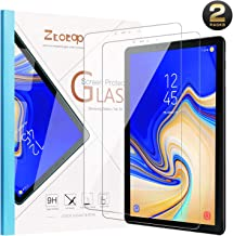 Ztotop Screen Protector for Samsung Galaxy Tab S4 10.5 Inch(2018 Release) [2 Pack],Easy Installation/High Definition/Scratch Resistant 9H Tempered Glass Screen Protector(SM-T830/835/837)