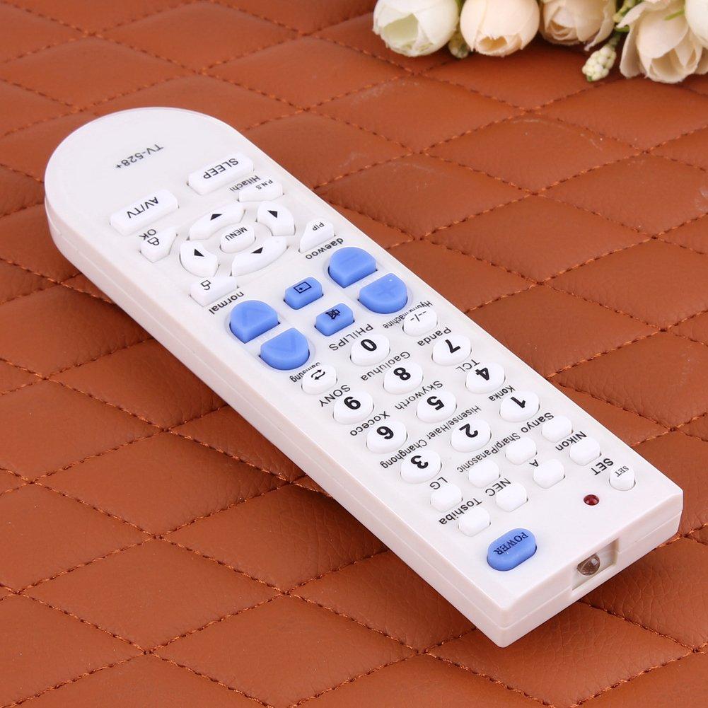 prettygood7 - Mando a Distancia Universal de Repuesto para Sony Sharp Samsung: Amazon.es: Electrónica