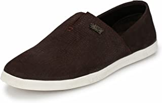 Alberto Torresi Leo Dark Brown Casual Shoe