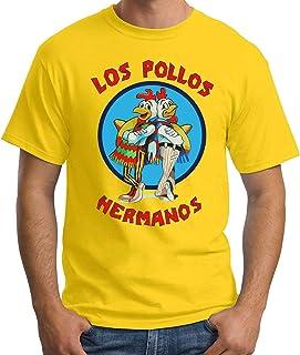 Desconocido 35mm - Camiseta Hombre Los Pollos Hermanos - Series
