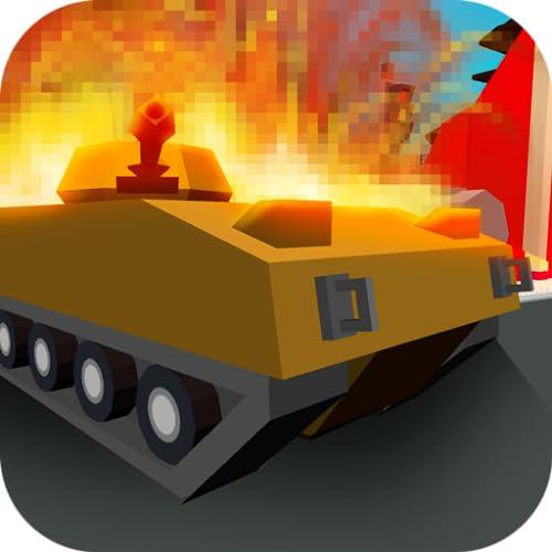 Pixel Warfare: Tank Hero