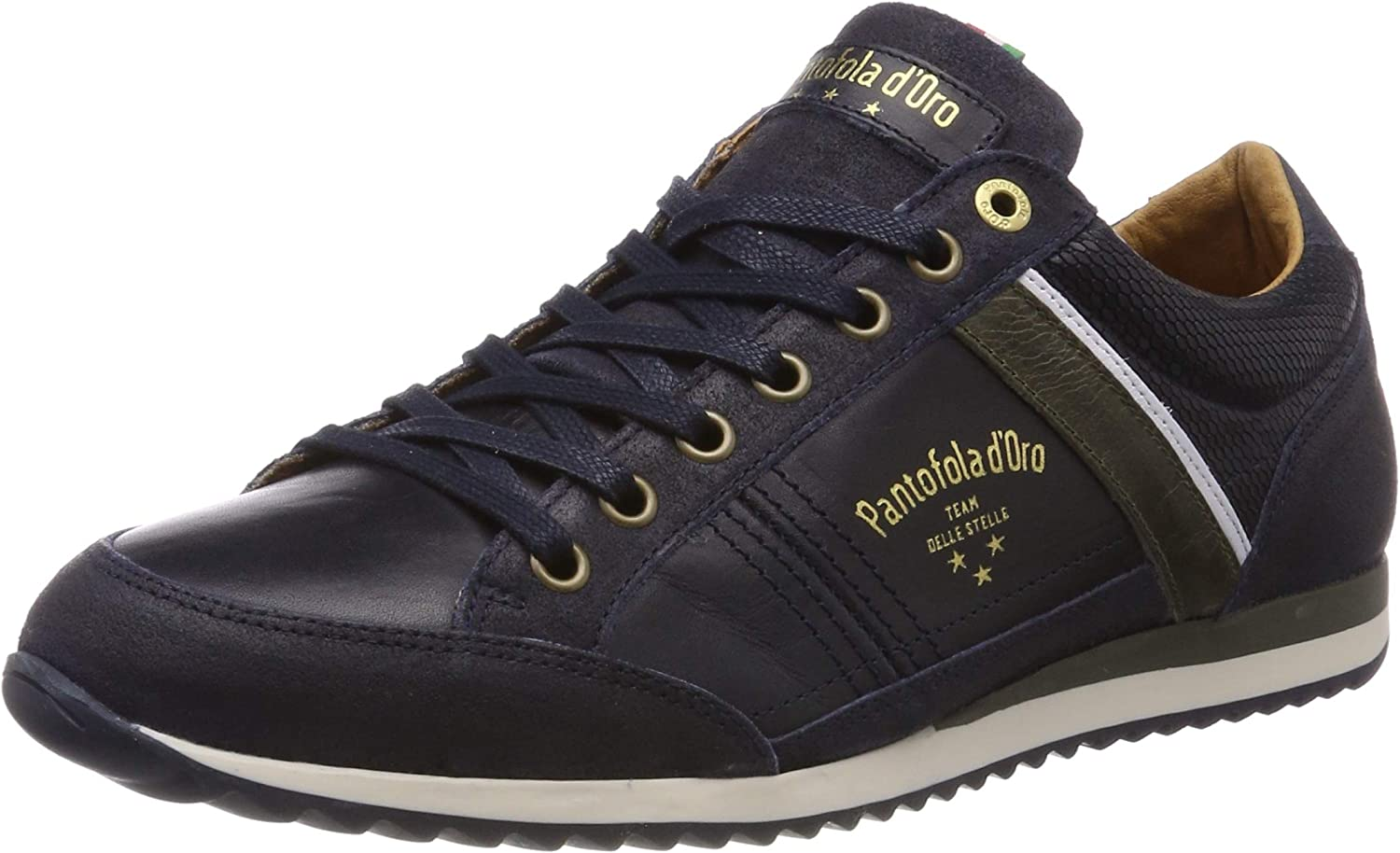 Pantofola D039;gold Matera men Trainers in bluee