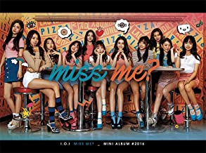 Stone Music Entertainment I.O.I IOI - Miss Me? (2nd Mini Album) [Reissue] CD+Photobook+Photocard
