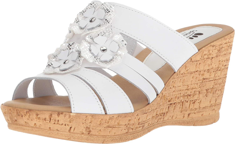 Spring Step Women's Rositsa Wedge Sandal