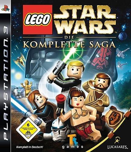 Lego Star Wars   die komplette saga [import allehommed]