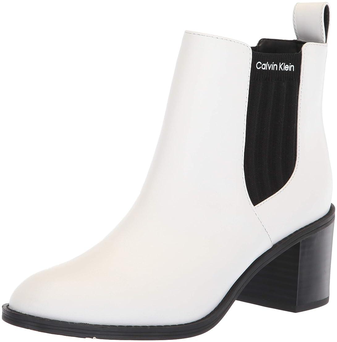 ジャニス航海の遺産[Calvin Klein] レディース US サイズ: 8 M US カラー: ホワイト