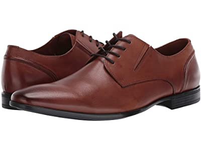 Kenneth Cole Reaction Edison Lace-Up B (Cognac) Men