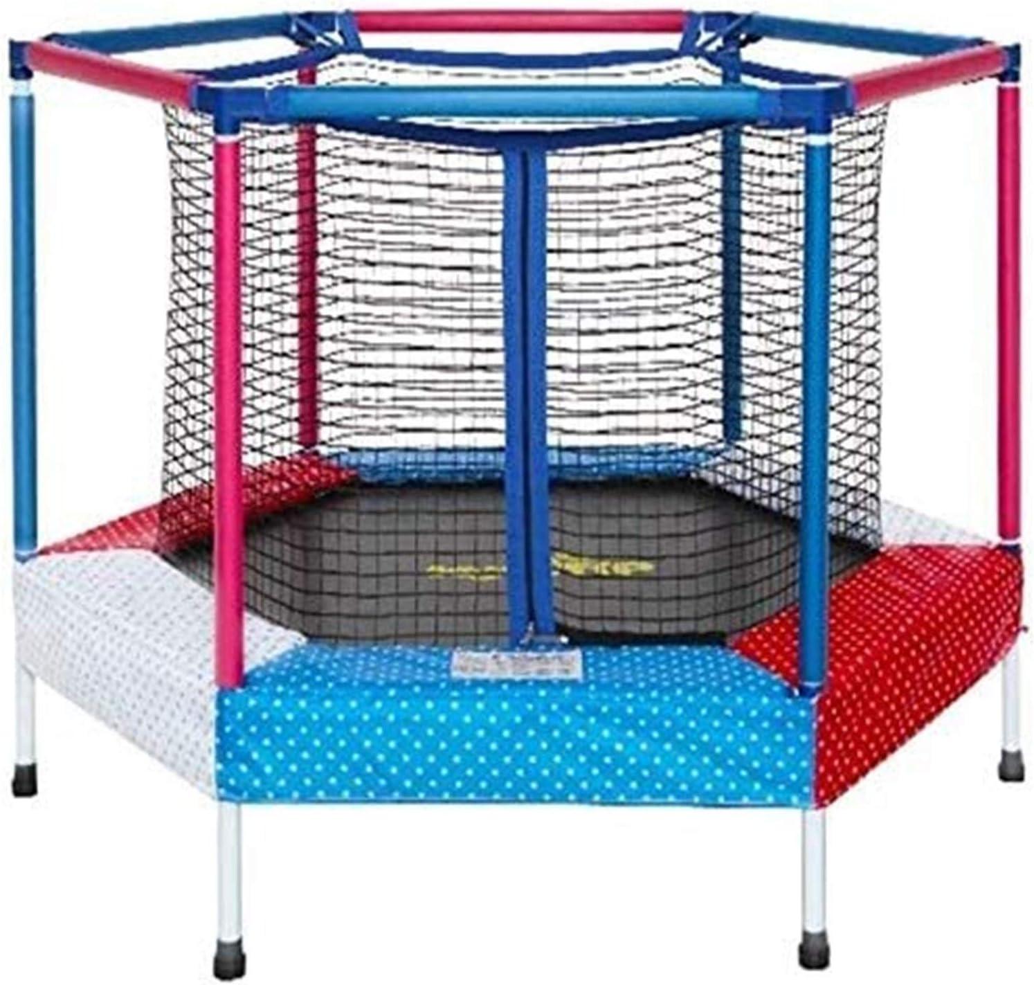 LXYLXY Child [Alternative dealer] Protection Net Baltimore Mall Indoor Kids Trampoline C