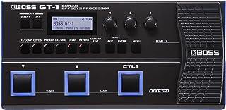 BOSS Guitar Effects Processor, Black (GT-1)
