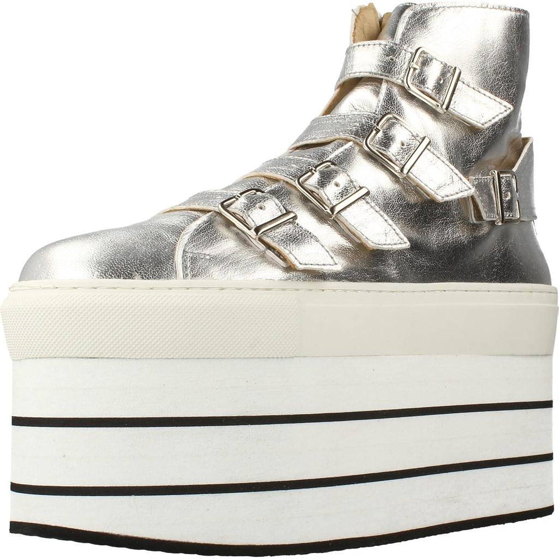 Unbekannt Damen Laufschuhe, Farbe Silber, Marke Gelb, Modell 80622 80622 Silber  Schnelle Lieferung
