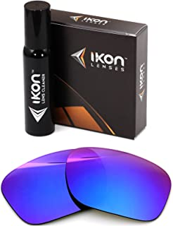 Polarized IKON Replacement Lenses for SPY Optic Angler Sunglasses - 12 Colors