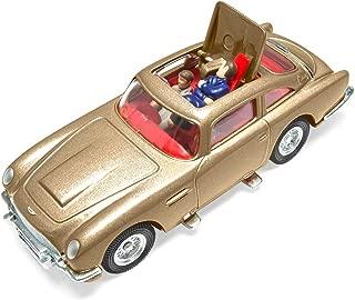 007 James Bond's Aston Martin D.B.5 - Die-Cast Scale Model - GOLD