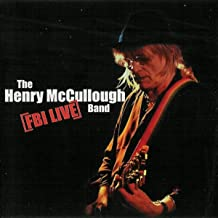 The Henry McCullough Band - FBI Live