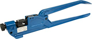 TEMCo Lug Crimper Tool TH0012-8 AWG - 0000 AWG(4/0) DIELESS Indent Electrical Battery Terminal Cable Wire 5 YEAR WARRANTY