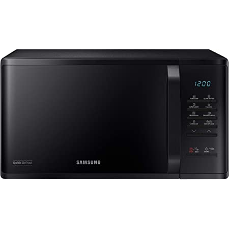 Samsung MS23K3513AK Forno a Microonde 23 l, Quick Defrost
