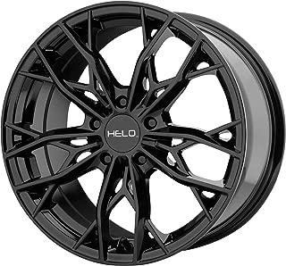 HELO HE907 GLOSS BLACK HE907 16x7 5x114.30 GLOSS BLACK (38 mm) rims