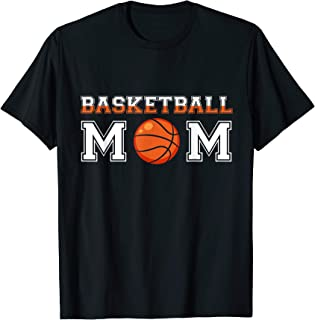 Basketball Mom Mothers Day T-Shirt