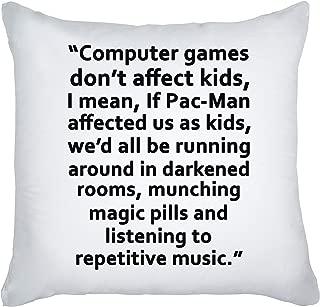 computer games dont affect kids