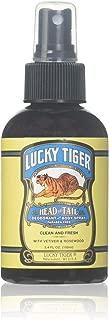 Lucky Tiger Head toTail Deodorant and Body Spray - 3.4 fl oz