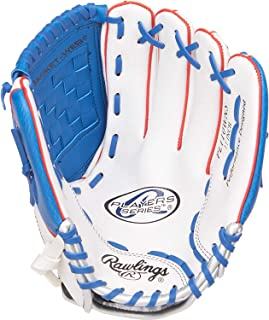 Players Series Youth Tball/Baseball Gloves (Ages 3 to 9)