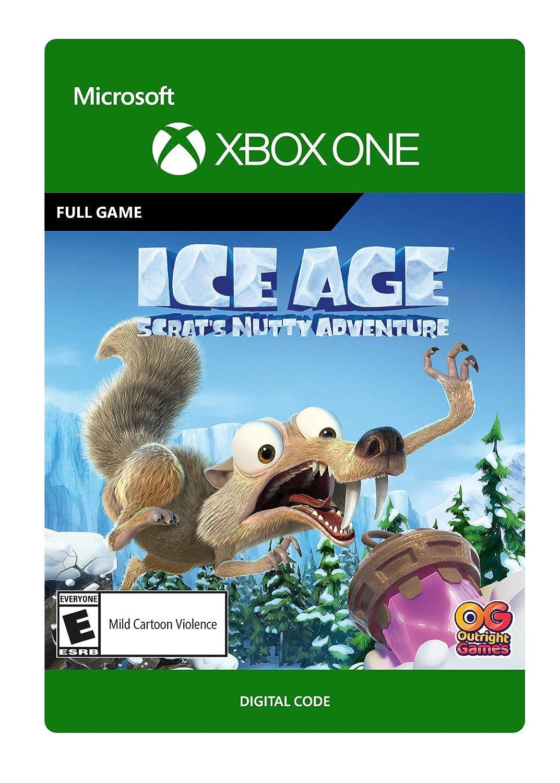 Ice Age: Scrat's Nutty Adventure Standard 2021 Digital Xbox One 35% OFF Co -