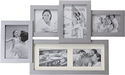 Picture Frame Plastic 94//2518 Family White Photo Gallery images collagen frame