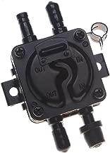 Holdwell Vacuum Fuel Pump AM107870 149-2187-02 for John Deere Onan Engine F-910 F930 116 316 318 420 70 90 Skid Steer