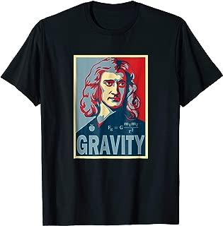 Isaac Newton Poster Style Pop Art T-Shirt